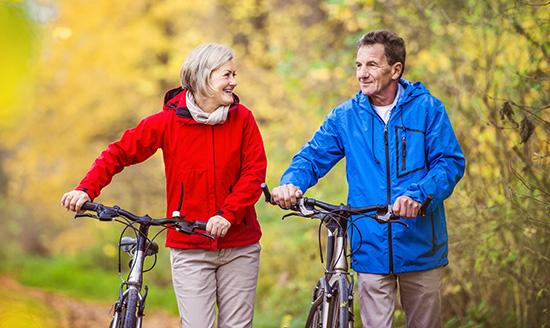 Здрави и активни без значение от възрастта!